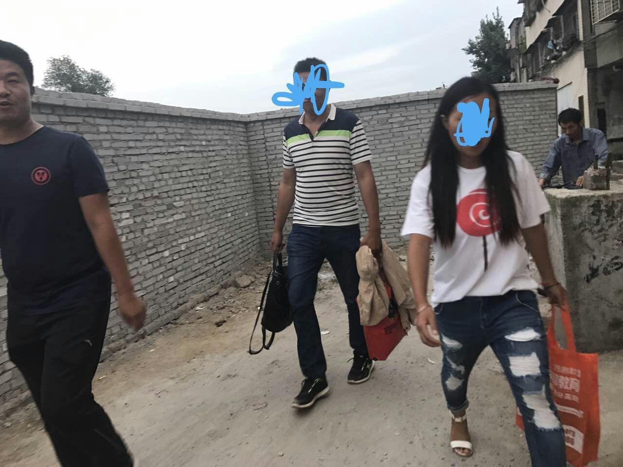 反传销联合会湖北襄阳现场解救