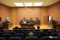 """富川人民法院对""""龙爱量子""""网络传销案开庭审理"""